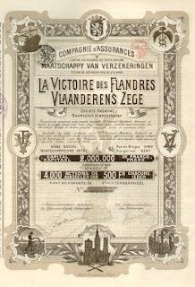 share from La Victoire des Flandres - Vlaanderens Zege
