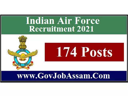 Indian Air Force Recruitment 2021 :: Apply For 174 Group C Civilian Vacancy