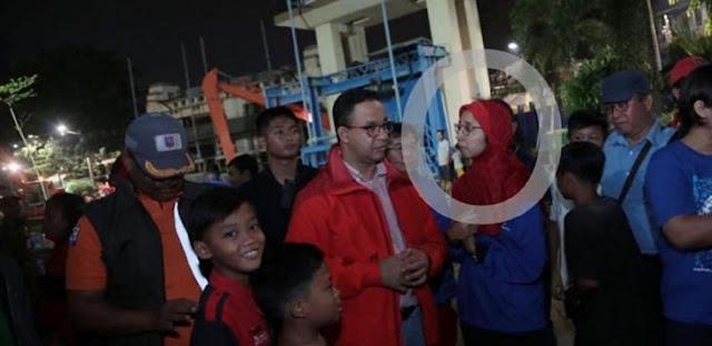 Gubernur Anies Baswedan : Sekarang Saatnya Memastikan Warga Selamat Dan Terlindungi