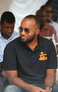 Governor Joho at a rally in Mombasa on his birthday date. PHOTO | Courtesy MPSCU