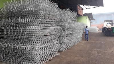 Gismesh Product Pagar BRC Besi Baja Cikarang Bekasi-Bandung Jawa Barat