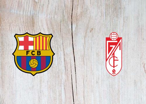 Barcelona vs Granada -Highlights 19 January 2020