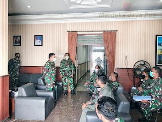 Danguspurla Koarmada II Berikan Induction Training Kepada Para Komandan Unsur
