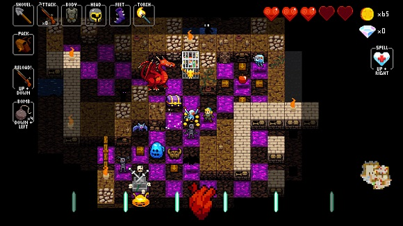 crypt-of-the-necrodancer-ultimate-pack-pc-screenshot-www.ovagames.com-1
