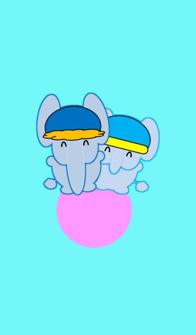 elephant(Cute elephant) 3
