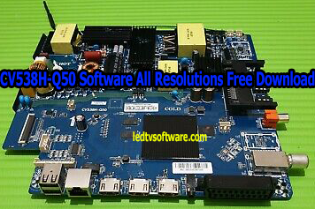 CV538H-Q50 Software All Resolutions Free Download
