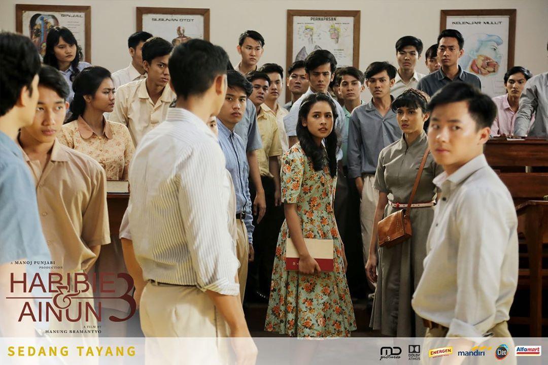 Habibie Ainun 3 Perempuan Pendidikan Indonesia