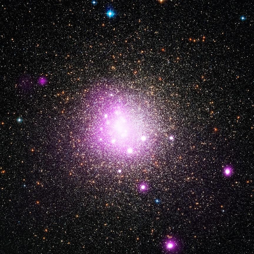 NGC 6388 Optical