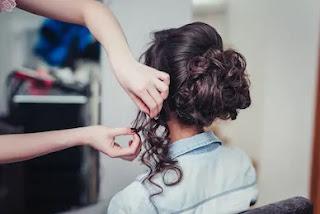 hair style at corona time