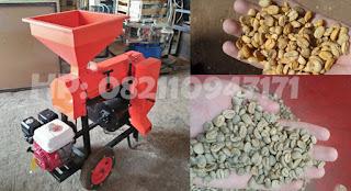 Mesin pengolahan kopi