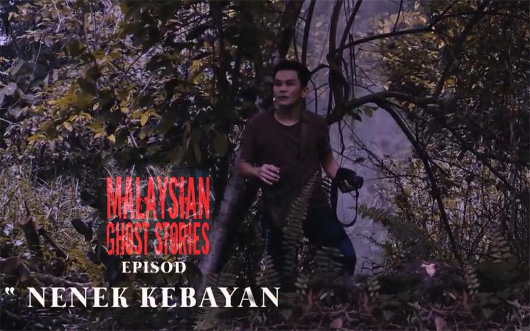 Malaysian Ghost Stories Episod 4 : Nenek Kebayan