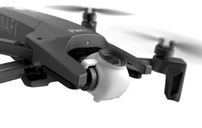 Parrot Anafi Drone Professional Yang Tahan Banting