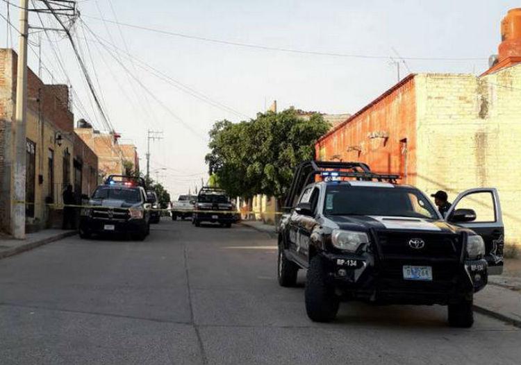 Acribillan a sangre fría a una pareja y a una niña en San Miguel de Allende, Guanajuato.