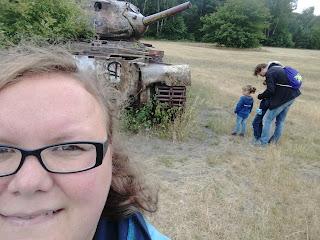 Familie Hobby Große Höhe Delmenhorst Panzer Schatzsuche