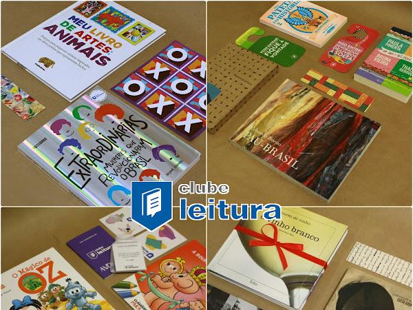Clube Leitura, o clube de assinaturas de livros da Livraria Leitura