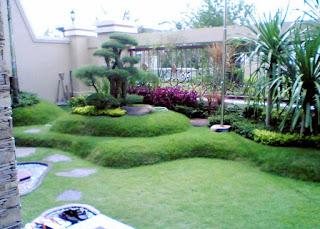 pengertian landscape taman