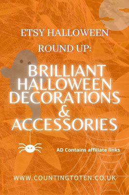 Etsy Halloween round up: Decorations and accessories
