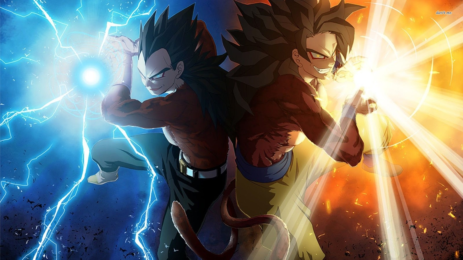 Photo de sangoku super saiyan 4 fonds d 39 cran hd for Photo ecran android 6