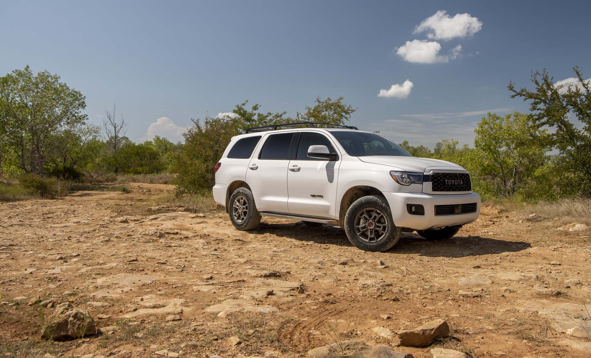 2020 Toyota Sequoia Review Your Choice Way