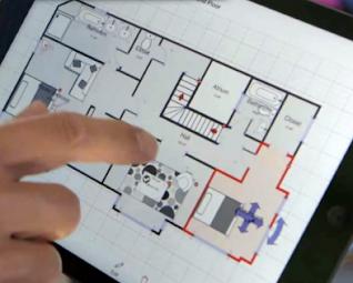 Aplikasi Sketsa Rumah