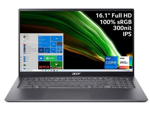 Acer Swift 3 SF316-51-740H Full HD IPS Thin Light Laptop