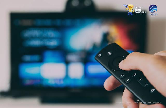 Cara beralih ke TV digital