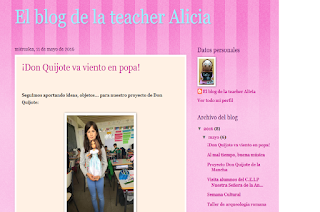 El blog de la Teacher Alicia