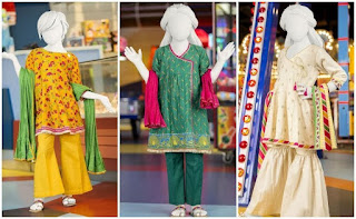 Eid 2020 | J.Jamshed Offers 50% Off on Kids Dresses
