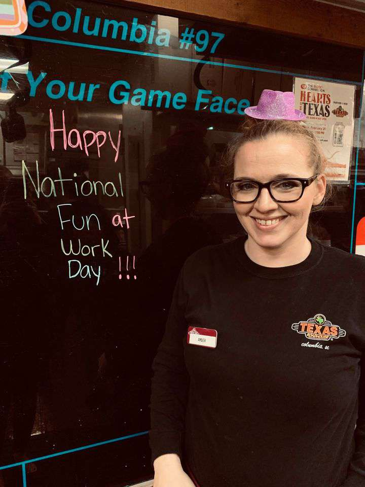 National Fun at Work Day Wishes pics free download