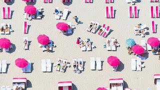 15 bãi biển đẹp mê mẩn nhìn từ trên cao - Ảnh 12