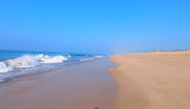 माधवपुर बीच (madhavpur beach porbandar gujarat)  के बारे में जानकारी