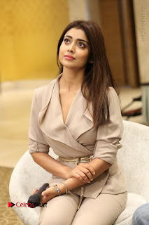 Shriya Saran Nandamuri Balakrishna at Gautamiputra Satakarni Team Press Meet Stills  0091.JPG