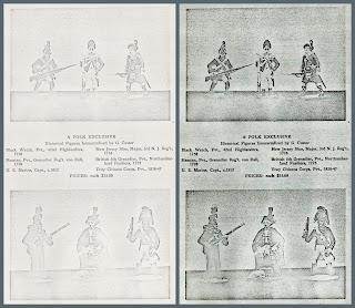 Custer E B; Custer Miniatures; Eugene B Custer; Polk's; Small Scale World; smallscaleworld.blogspot.com;