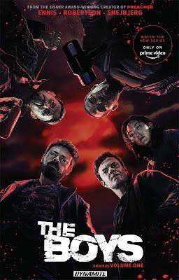Xem Phim Những Anh Hùng Tệ Nạn (Phần 1) - The Boys