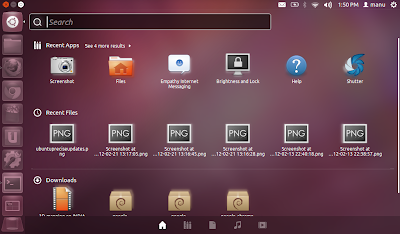 top things new in Ubuntu 12.04 precise pangolin