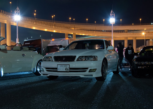 Toyota JZX100 Chaser