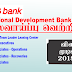 Vacancy In NDB Bank