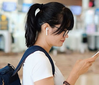 Dampak Sering Memakai AirPods Dapat Merusak Gendang Telinga