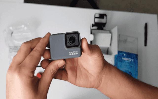 الدرس : حمل فقط هذا البرنامج واحصل على كاميرة GoPro تصلك حتى باب منزلك !