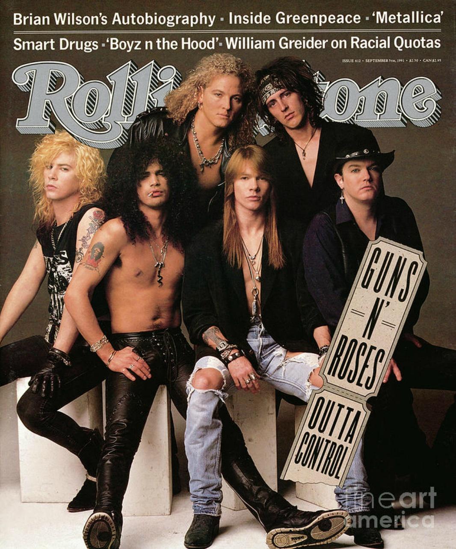 Guns N' Roses 90's