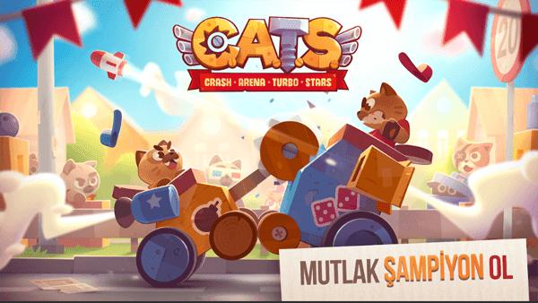 CATS: Crash Arena Turbo Stars Görselleri - 5
