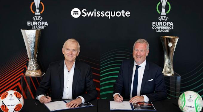 Swissquote UEFA partnership