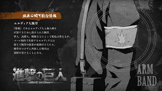 "Hellominju.com: 進撃の巨人アニメ第4期61話『現在公開可能な情報 ""エルディア人の腕章""』 | Attack on Titan EP.61 ""Midnight Train"""