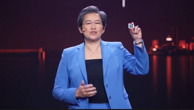 AMD CES21