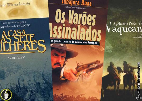 post%2Blegende%2Bq - 10 Livros sobre A Guerra dos Farrapos, a Revolução dos Farroupilhas