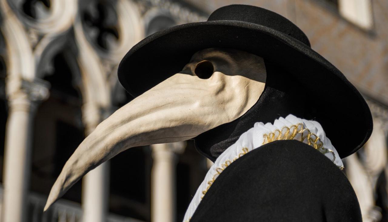 black plague, bubonic plague