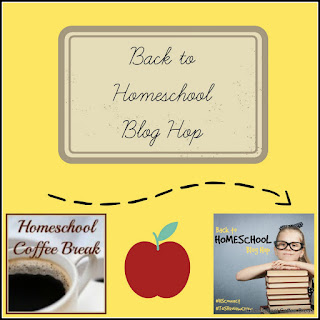 Back to Homeschool Blog Hop on Homeschool Coffee Break @ kympossibleblog.blogspot.com