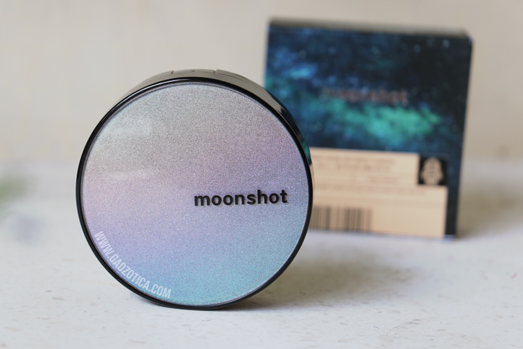 Moonshot Micro Setting Fit Cushion Review