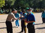 Satbinmas Polres Situbondo Gandeng Komunitas OSELA Sosialisasi 3M Cegah Covid- 19