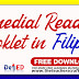 REMEDIAL READING BOOKLET IN FILIPINO